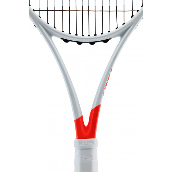 Теннисная ракетка Babolat PURE STRIKE 16 19 UNSTR 3 WHITE RED 101282 149 584922c643444