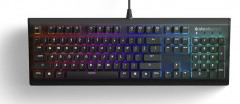 Клавиатура SteelSeries Apex M750 Black (64677)