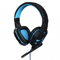 Aula Prime Gaming Headset Back/Blue (6948391256030)