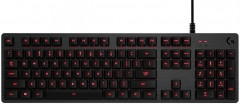 Клавиатура Logitech G413 Carbon Red Led (920-008309)