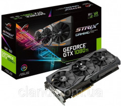 GeForce GTX1080 Ti 11264Mb Asus DirectCU III ROG Strix Gaming