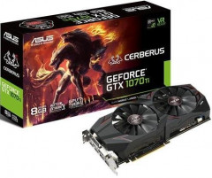 GeForce GTX1070 Ti 8192Mb Asus Cerberus Advanced Edition