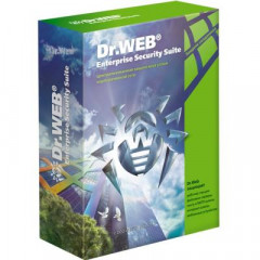 Антивирус Dr. Web Desktop Security Suite + Компл защ/ ЦУ 14 ПК 2 года эл. лиц (LBW-BC-24M-14-A3)