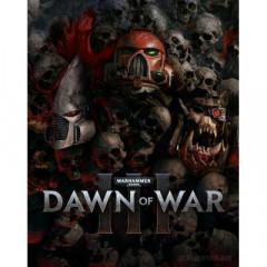 Игра Relic Entertainment Warhammer 40000: Dawn of War III