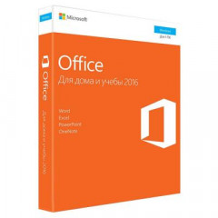 Офисное приложение Microsoft Office 2016 Home and Student Russian Medialess P2 (79G-04756)