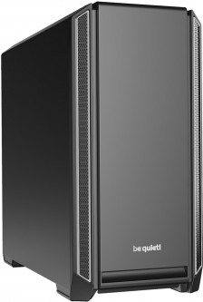 Корпус be quiet! Silent Base 601 Black-Silver (BG027)