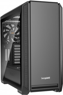 Корпус be quiet! Silent Base 601 Window Black (BGW26)