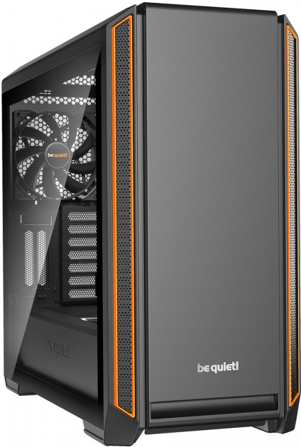 Корпус be quiet! Silent Base 601 Window Black-Orange (BGW25)