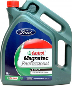 Моторное масло Castrol Magnatec Professional Ford 5W-20 5 л (151A95)