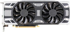 EVGA PCI-Ex GeForce GTX 1080 Gaming ACX 3.0 8GB GDDR5X (256bit) (1607/10010) (DVI, HDMI, 3 x DisplayPort) (08G-P4-6181-KR)