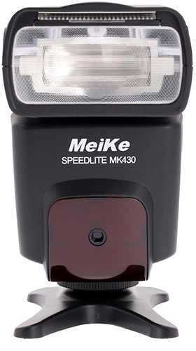 Вспышка Meike for Canon 430C