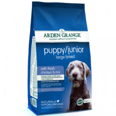 Сухой корм для собак Arden Grange Puppy/Junior Large Breed 2 кг