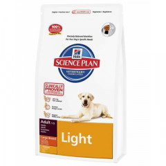 Сухой корм для собак Hill's Science Plan Canine Adult Light Chicken 12 кг
