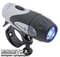 Фонарь передний Author A X-Guard 5 LED (12002206)
