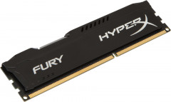 Оперативная память HyperX DDR3-1866 8192MB PC3-14900 Fury Black (HX318C10FB/8)
