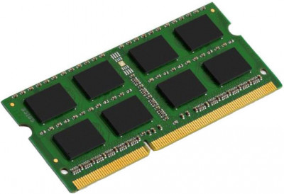 Оперативна пам'ять Kingston SODIMM DDR3L-1600 8192MB PC3L-12800 (KVR16LS11/8)