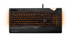 Клавиатура проводная Asus ROG Strix Flare Cherry MX Brown USB Call of Duty: Black Ops 4 Edition (90MP00M1-B0UA02)