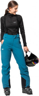 Штаны Jack Wolfskin Exolight Pants Women 1109242-1087 38 (4055001908240)