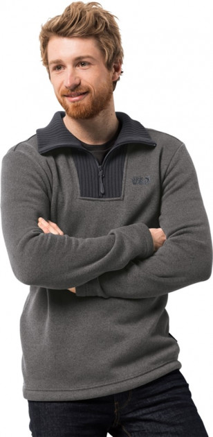 Свитер Jack Wolfskin Scandic Pullover Men 1706961-6011 XL (4055001946709)