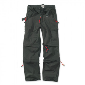 Штани Surplus Trekking Trousers Black Чорний (05-3595-03)