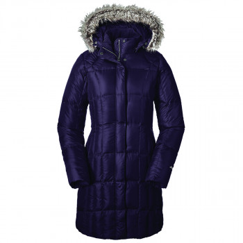 Парка Eddie Bauer Women Lodge Down Parka DEEP EGGPLANT S Фиолетовый (7494DE) 66d881eaa745b