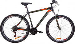 "Велосипед Discovery Trek AM 14G Vbr 18"" 26"" 2019 Black/Orange/Khaki (OPS-DIS-26-176)"