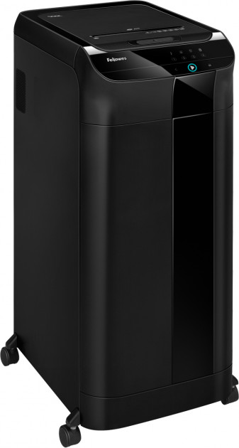 Шредер Fellowes AutoMax 550С 550 аркушів 4х38 мм 83 л (f.U4963101) - зображення 1