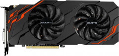 Gigabyte PCI-Ex GeForce GTX 1070 Ti Windforce 8GB GDDR5 (256bit) (1607/8008) (DVI, HDMI, 3 x DisplayPort) (GV-N107TWF2-8GD)