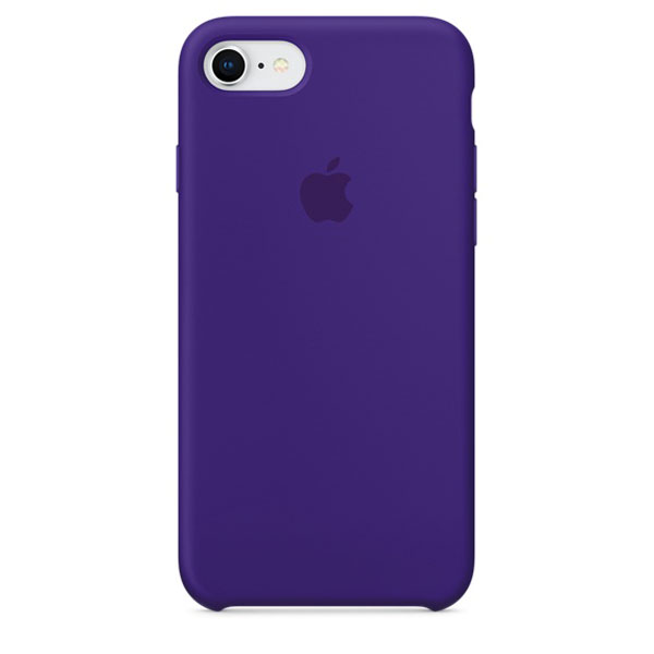 Панель IG Silicone Case для iPhone 7/8 Ultra Violet