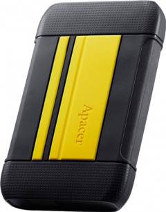 "Жесткий диск Apacer AC633 2TB 5400rpm 8MB AP2TBAC633Y-1 2.5"" USB 3.1 Energetic Yellow"
