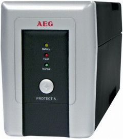 AEG Protect A.500 Black (6000006435)
