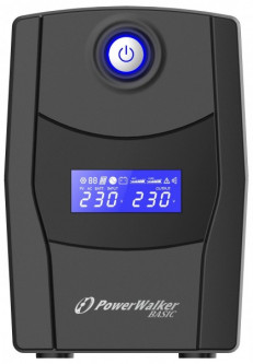 PowerWalker Basic VI 1000 STL (10121074)