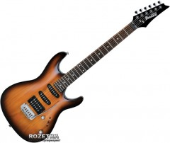 Электрогитара Ibanez GSA60 BSB (44699) Brown Sunburst