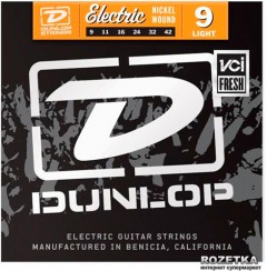 Dunlop DEN0942 Electric Medium 9