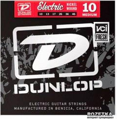 Dunlop DEN1046 Electric Medium (10-46)