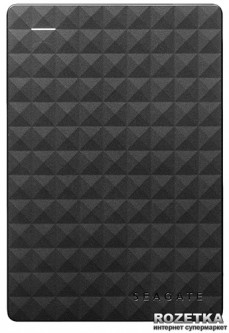 Жесткий диск Seagate Expansion 2TB STEA2000400 2.5 USB 3.0 External Black