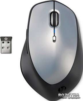 Миша HP X5500 Wireless Laser Mouse (H2W15AA)
