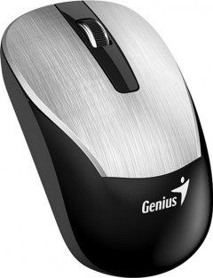 Мышь Genius ECO-8015 Wireless Silver (31030005401)