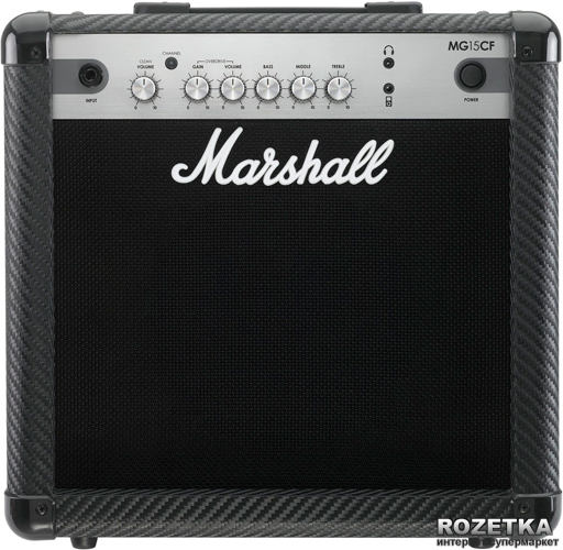 Комбоусилитель Marshall MG15CF Guitar Combo Amp (209354)