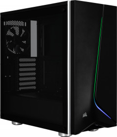 Корпус Corsair Carbide SPEC-06 RGB Tempered Glass Case Black (CC-9011146-WW)