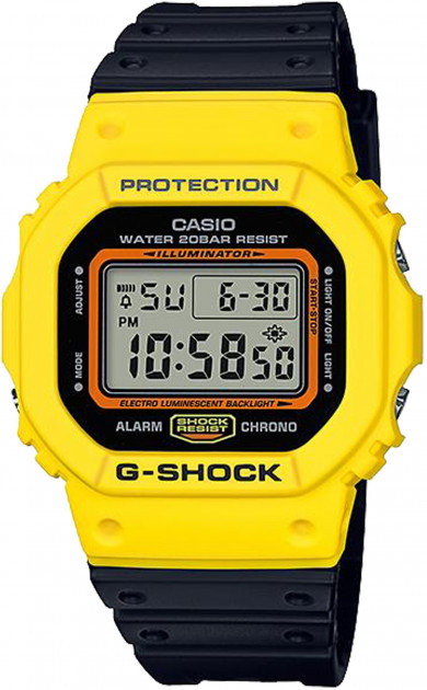 CASIO G-SHOCK DW-5600TB-1ER