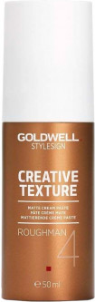 Крем-паста Goldwell Stylesign Creative Texture Roughman матовая 50 мл (4021609275978) (227597)