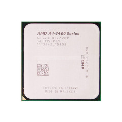 Процессор AMD A4-3400 2.7GHz/1MB (AD3400OJHXBOX) Tray sFM1