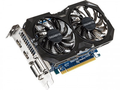 Відеокарта Gigabyte GeForce GTX750 Ti 2Gb DDR5 Windforce Refurbished