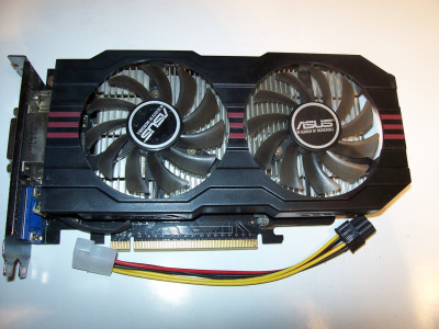 Відеокарта ASUS GeForce GTX750 Ti 2Gb DDR5 Refurbished