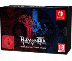 Bayonetta 2 Special Edition Nintendo Switch