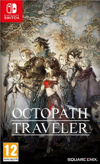 Игра Octopath Traveler Nintendo Switch