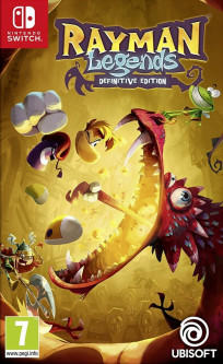 Игра для Nintendo Switch Rayman Legends: Definitive Edition