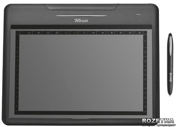 TRUST SLIMLINE WIDESCREEN TABLET DRIVER PC