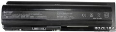 Аккумулятор PowerPlant HSTNN-CB72 для HP Pavilion DV4 (10.8V/10400mAh/12 Cells) (NB00000249)